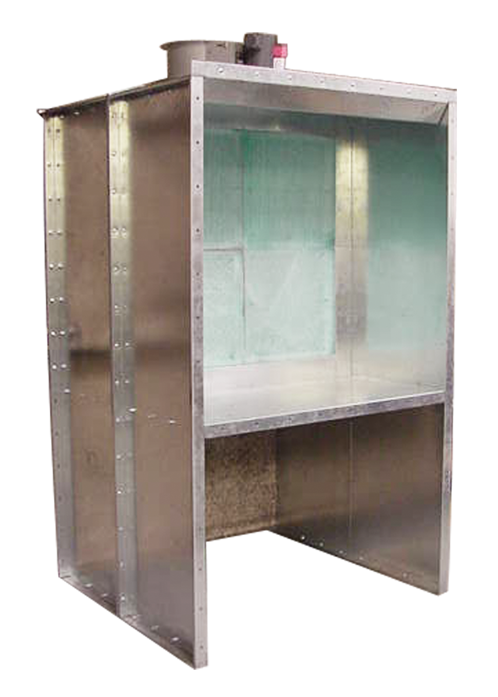 Portable Paint Booths | Industrial Spray Booths | Diversified Air